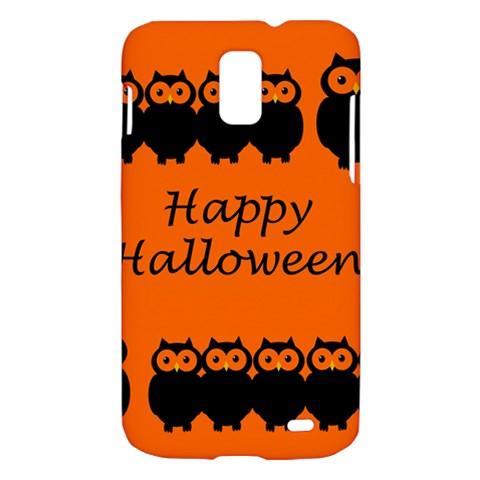 Happy Halloween - owls Samsung Galaxy S II Skyrocket Hardshell Case