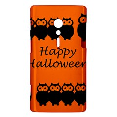 Happy Halloween - owls Sony Xperia ion