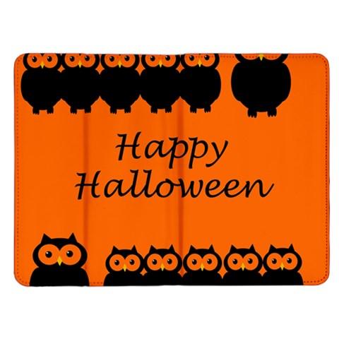 Happy Halloween - owls Kindle Fire (1st Gen) Flip Case