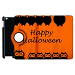 Happy Halloween - owls Apple iPad 2 Flip 360 Case Front