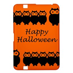 Happy Halloween - owls Kindle Fire HD 8.9