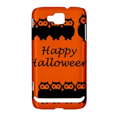 Happy Halloween - owls Samsung Ativ S i8750 Hardshell Case