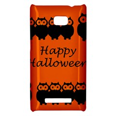 Happy Halloween - owls HTC 8X