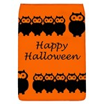 Happy Halloween - owls Flap Covers (L)  Front