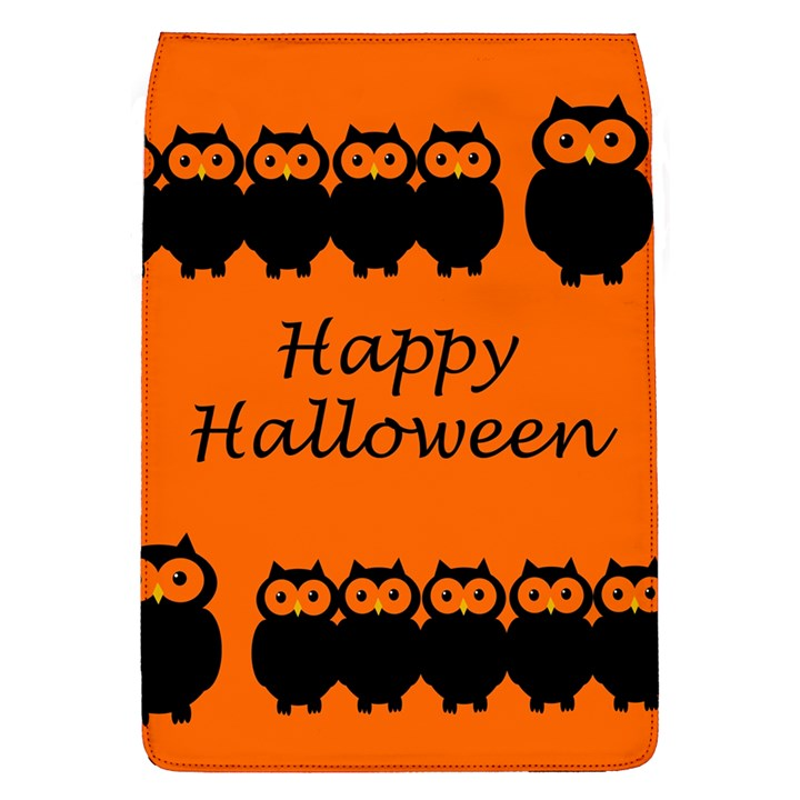 Happy Halloween - owls Flap Covers (L)