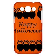 Happy Halloween - owls Samsung Galaxy Win I8550 Hardshell Case