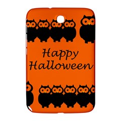 Happy Halloween - owls Samsung Galaxy Note 8.0 N5100 Hardshell Case