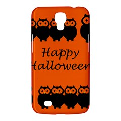 Happy Halloween - owls Samsung Galaxy Mega 6.3  I9200 Hardshell Case