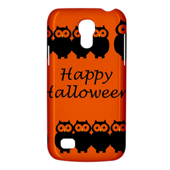 Happy Halloween - owls Galaxy S4 Mini