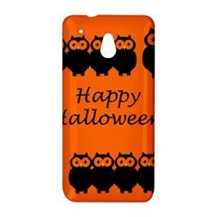 Happy Halloween - owls HTC One Mini (601e) M4 Hardshell Case