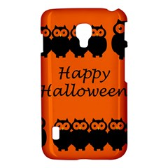 Happy Halloween - owls LG Optimus L7 II
