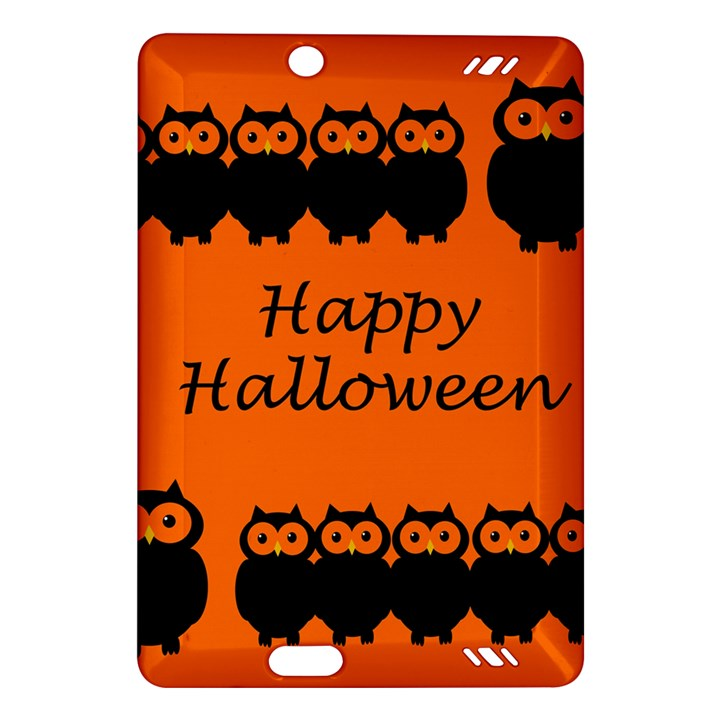 Happy Halloween - owls Amazon Kindle Fire HD (2013) Hardshell Case