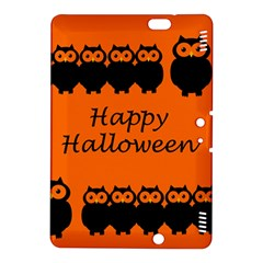 Happy Halloween - owls Kindle Fire HDX 8.9  Hardshell Case