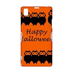 Happy Halloween - owls Sony Xperia Z1