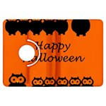 Happy Halloween - owls Kindle Fire HDX Flip 360 Case Front