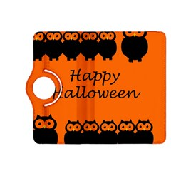 Happy Halloween - owls Kindle Fire HDX 8.9  Flip 360 Case