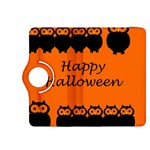 Happy Halloween - owls Kindle Fire HDX 8.9  Flip 360 Case Front