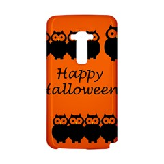 Happy Halloween - owls LG G Flex