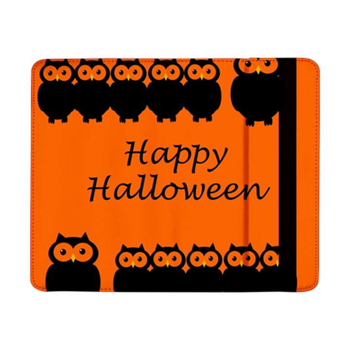Happy Halloween - owls Samsung Galaxy Tab Pro 8.4  Flip Case
