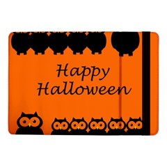 Happy Halloween   Owls Samsung Galaxy Tab Pro 10 1  Flip Case