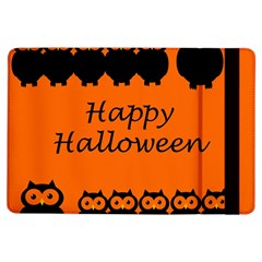 Happy Halloween - owls iPad Air Flip