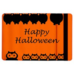 Happy Halloween   Owls Ipad Air 2 Flip