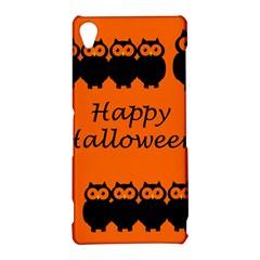 Happy Halloween - owls Sony Xperia Z3