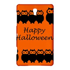 Happy Halloween - owls Samsung Galaxy Tab S (8.4 ) Hardshell Case