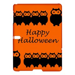 Happy Halloween - owls Samsung Galaxy Tab S (10.5 ) Hardshell Case