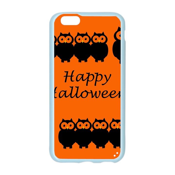 Happy Halloween - owls Apple Seamless iPhone 6/6S Case (Color)