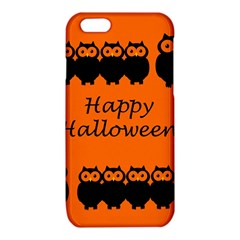 Happy Halloween - owls iPhone 6/6S TPU Case