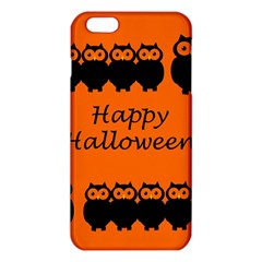 Happy Halloween - owls iPhone 6 Plus/6S Plus TPU Case
