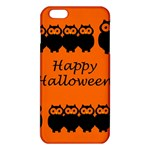 Happy Halloween - owls iPhone 6 Plus/6S Plus TPU Case Front