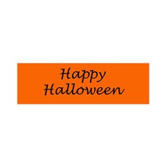 Happy Halloween - owls Satin Scarf (Oblong)