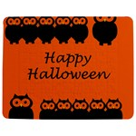 Happy Halloween - owls Jigsaw Puzzle Photo Stand (Rectangular) Front