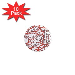 Twenty One Pilots Tear In My Heart Soysauce Remix 1  Mini Magnet (10 Pack)
