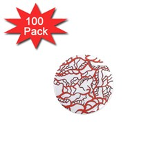 Twenty One Pilots Tear In My Heart Soysauce Remix 1  Mini Magnets (100 Pack)