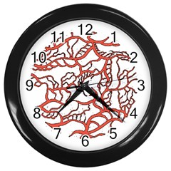 Twenty One Pilots Tear In My Heart Soysauce Remix Wall Clocks (Black)