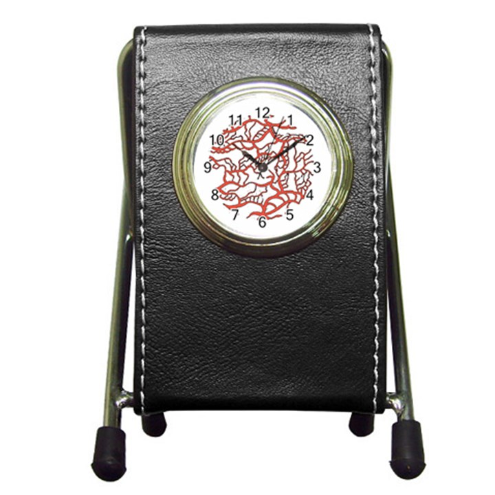 Twenty One Pilots Tear In My Heart Soysauce Remix Pen Holder Desk Clocks