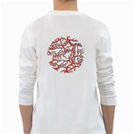Twenty One Pilots Tear In My Heart Soysauce Remix White Long Sleeve T-Shirts Back