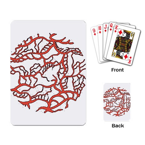 Twenty One Pilots Tear In My Heart Soysauce Remix Playing Card