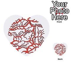 Twenty One Pilots Tear In My Heart Soysauce Remix Multi-purpose Cards (Heart)