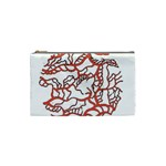 Twenty One Pilots Tear In My Heart Soysauce Remix Cosmetic Bag (Small)  Front