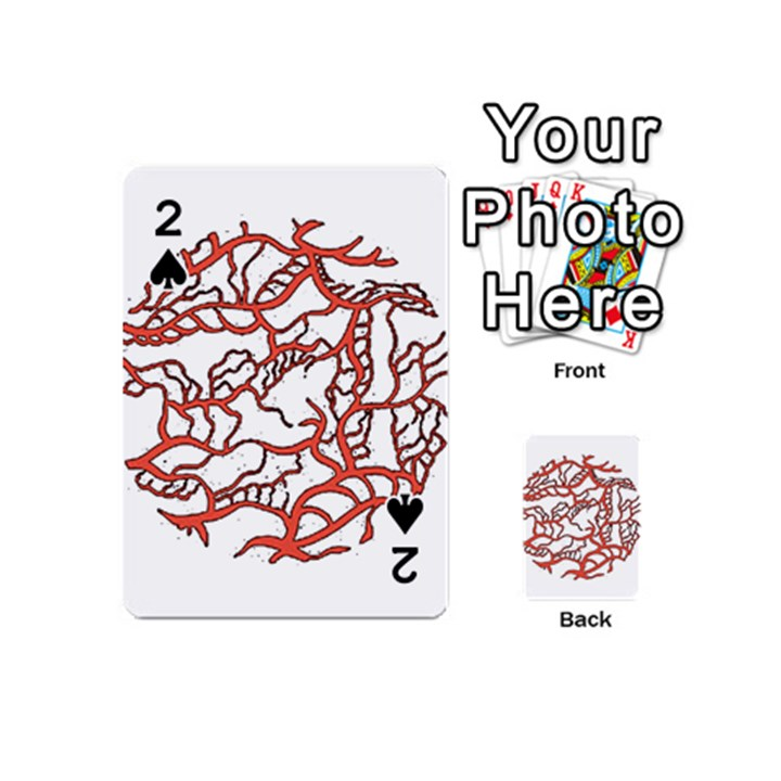 Twenty One Pilots Tear In My Heart Soysauce Remix Playing Cards 54 (Mini)
