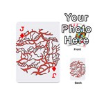 Twenty One Pilots Tear In My Heart Soysauce Remix Playing Cards 54 (Mini)  Front - DiamondJ