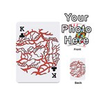 Twenty One Pilots Tear In My Heart Soysauce Remix Playing Cards 54 (Mini)  Front - ClubK
