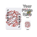Twenty One Pilots Tear In My Heart Soysauce Remix Playing Cards 54 (Mini)  Front - Joker1