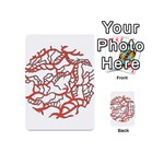 Twenty One Pilots Tear In My Heart Soysauce Remix Playing Cards 54 (Mini)  Back