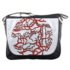 Twenty One Pilots Tear In My Heart Soysauce Remix Messenger Bags