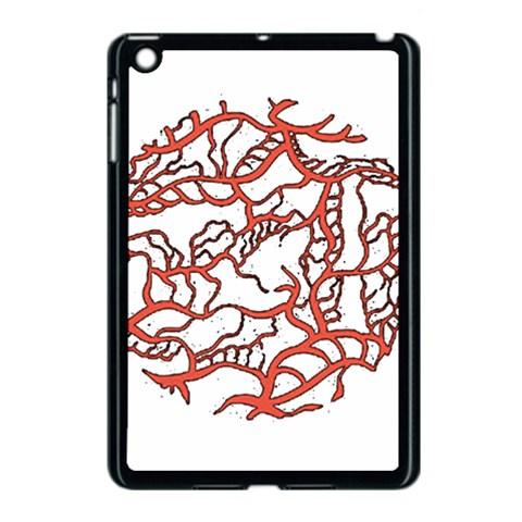 Twenty One Pilots Tear In My Heart Soysauce Remix Apple iPad Mini Case (Black)